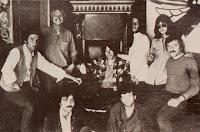 Neil Young & Co. im Topanga Wohnzimmer