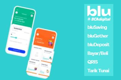 Fitur Menarik yang Ditawarkan Blu BCA Digital