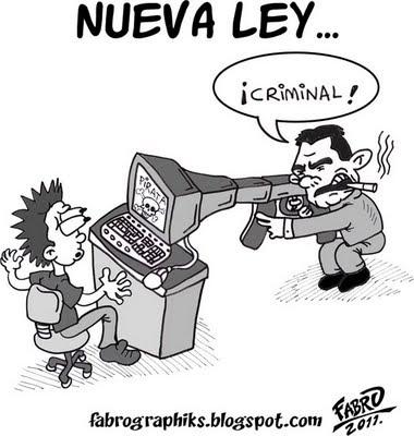 Nueva ley de contenidos web y derechos de autor en Colombia, propuesta por Germán Vargas Lleras