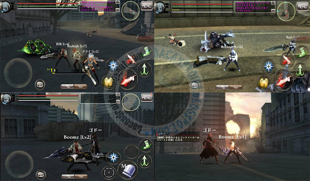 God eater online terbaru Android