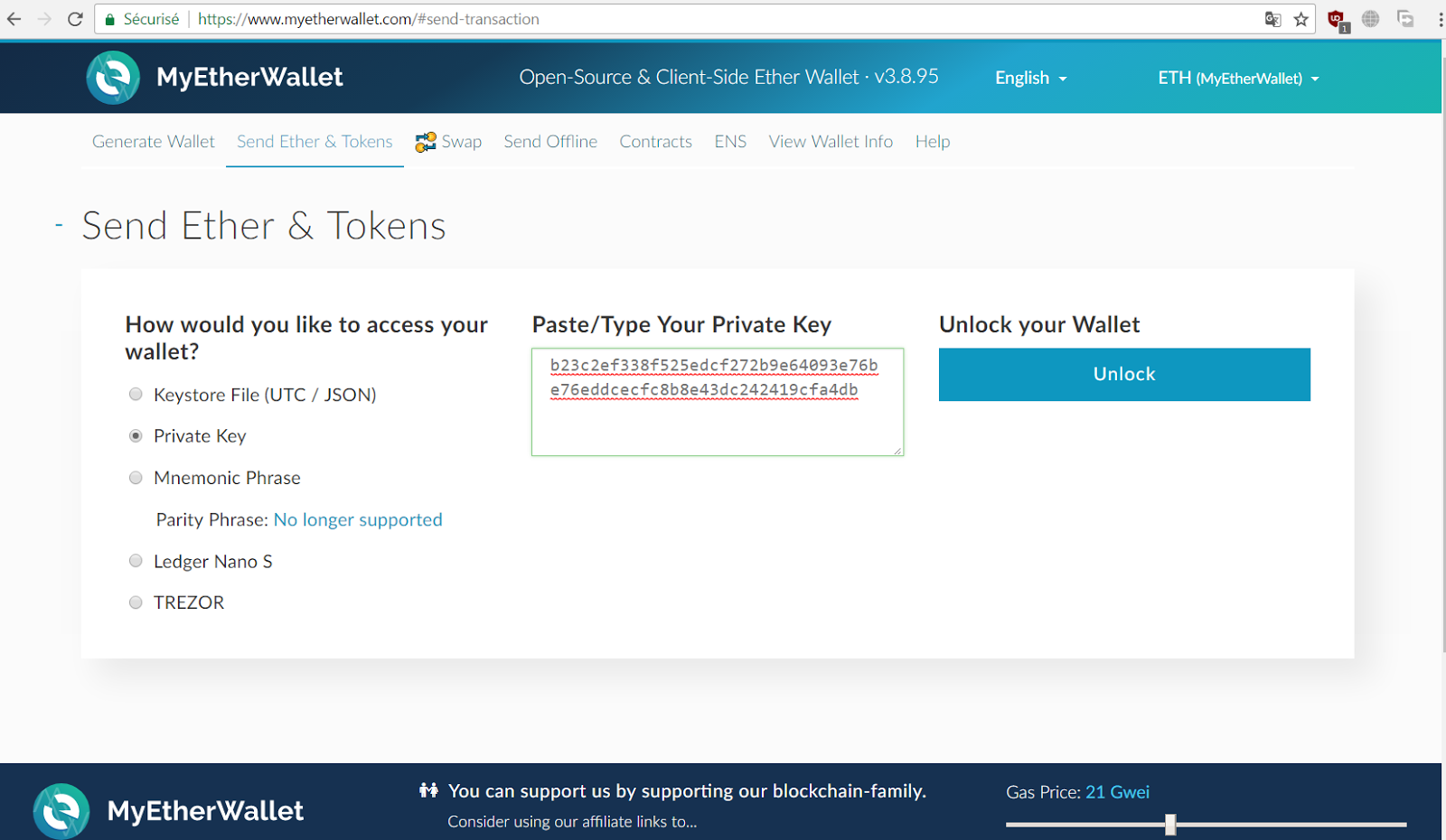 How To Hack A Private Key Bitcoin Wallet Ethereum Get Started