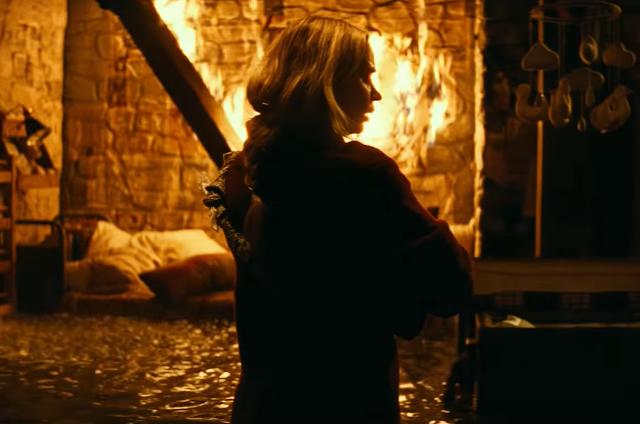 """O silêncio não é suficiente nos vídeos inéditos de """"Um Lugar Silencioso - Parte II"""""""