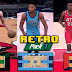 NBA 2K21 Nike Jersey and Court Retro Ultra Pack Vol 7 By 1TK [FOR 2K21