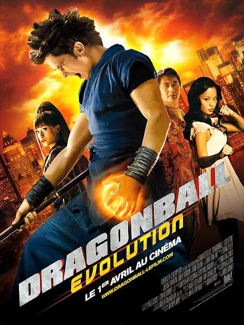 Dragonball: Evolution (2009) DVDRip 720p Subtitle Indonesia