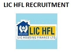 LIC HFL Assistant Manager, MT Recruitment 2020