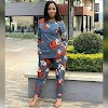 Plain and Pattern Trouser and Top Styles for Ladies: Hot styles for ladies to trend