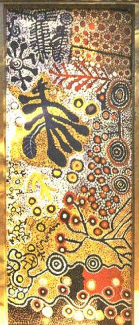 kropkowana sztuka aborygenow