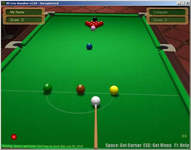 Snooker Game Free