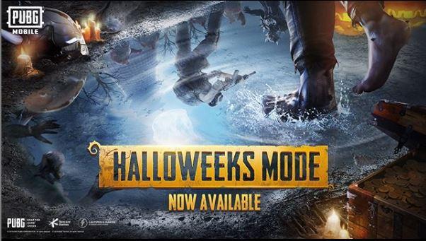PUBG Halloween Update: Halloweek mode released on PUBG Mobile