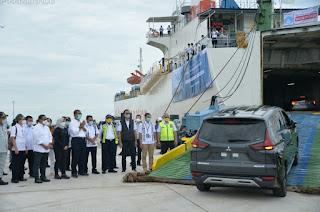 ASDP Layani Penyeberangan Jarak Jauh Dari Pelabuhan Patimban