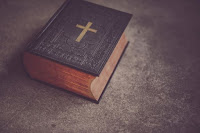 Bible Closed - Photo by Kiwihug on Unsplash