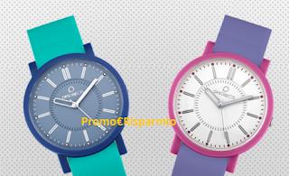 Logo OPS! Vinci gratis gli orologi Posh