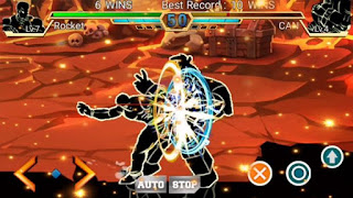 Shadow Street Fighting Apk v1.1 (Mod Money)