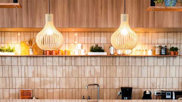 pencahayaan ruang makan