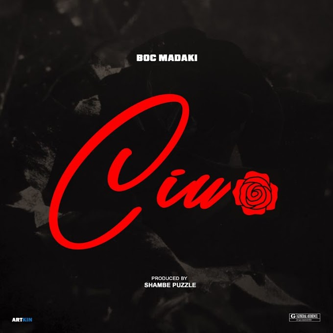 DOWNLOAD MP3: BOC Madaki – Ciwo(Prod By Shambee Puzzle)