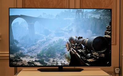 pantallas 8K y 4K creadas para PS5
