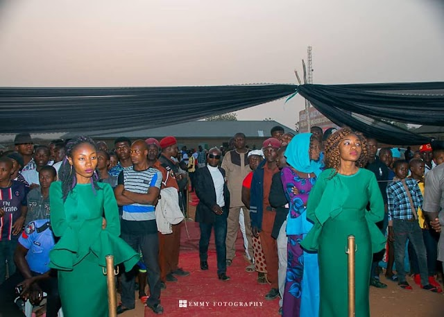 #PHOTONEWS:  Young Achievers Awards. Celebration And Delight As Sai Dogara Challenge Wraps up.