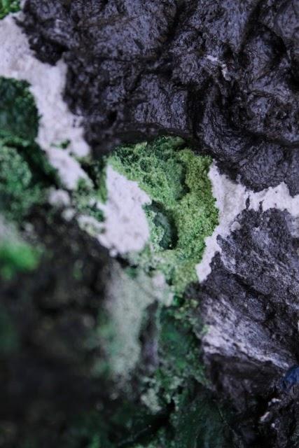 Blutmond - grüne Täler