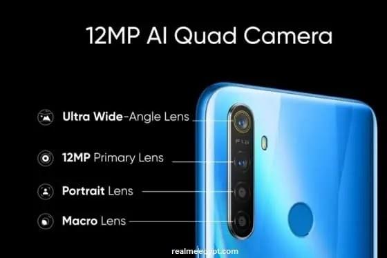 سعر ومواصفات Realme 5-مميزات وعيوب ريلمي 5