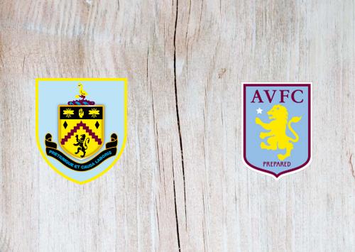 Burnley vs Aston Villa -Highlights 1 January 2020