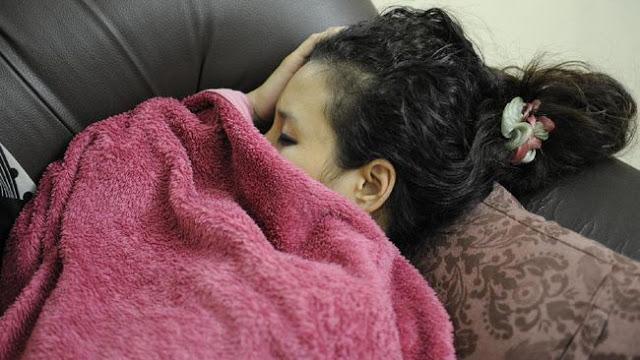 Perempuan Butuh Tidur Lebih Banyak Dari Laki-laki, karena tenaga, pikiran dan emosinya terkuras siang malam urus anak dan suami