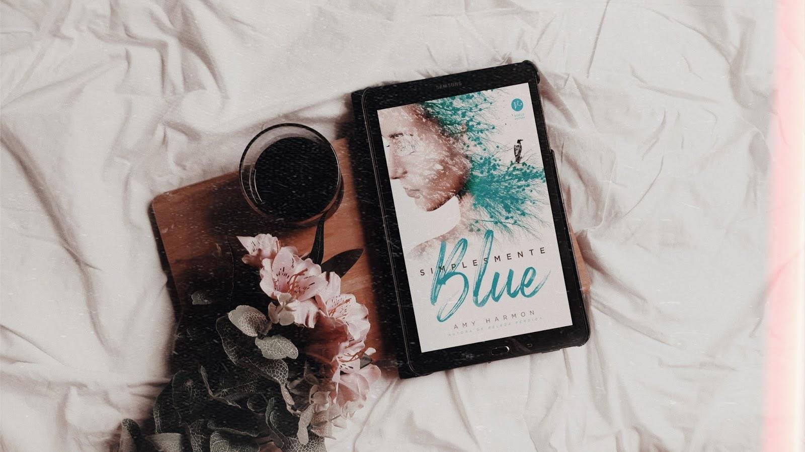 Simplesmente Blue - Amy Harmon | Resenha