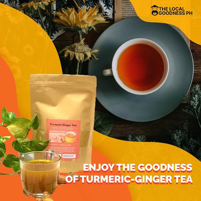 Turmeric Tea_Anne Marie Cunanan