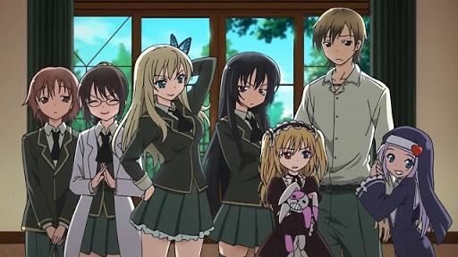 Review Anime Boku Wa Tomodachi Ga Sukunai