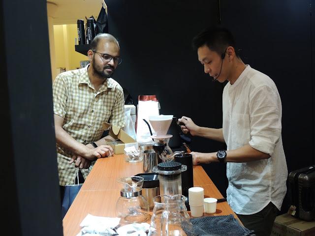 Malaysia Coffee Fest 2019 Jason Loo