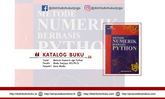 Metode Numerik dengan Python