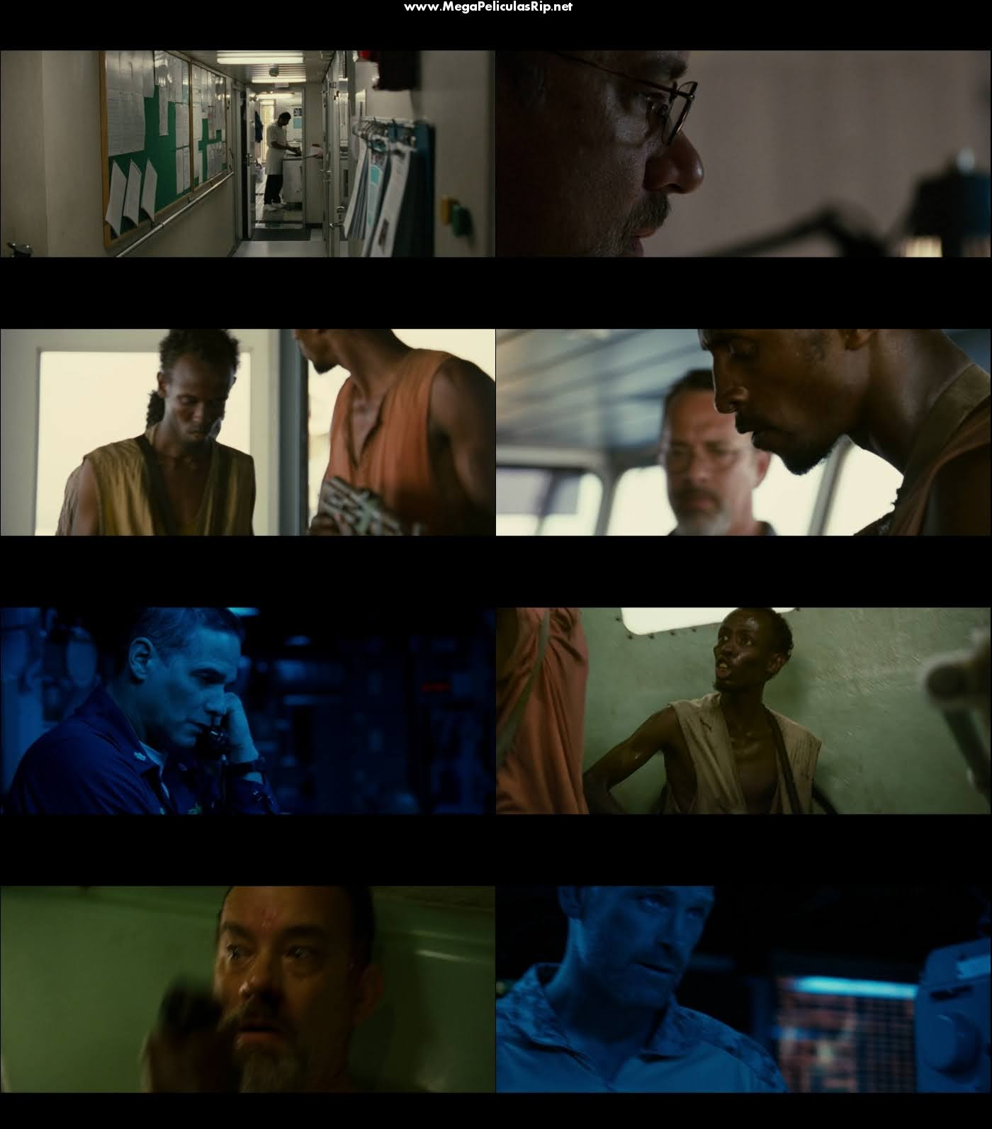 Capitan Phillips 1080p Latino