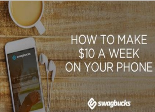 Swagbucks How to Earn $10 From Your Mobile Device
