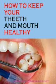 How to keep Your Teeth & Mouth Healthy - Simple Steps
