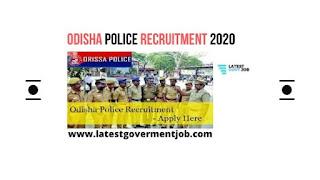 Odisha-police-recruitment-2020, Odisha-police-exam-pattern, latest-govt-jobs, Odisha-police-exam-syllabus,