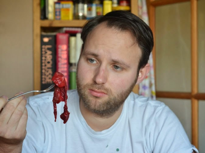 Journalist Eats Wife's Placenta