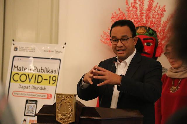 Cegah Penyebaran Virus Corona, Anies Tutup Seluruh Destinasi Wisata di Jakarta