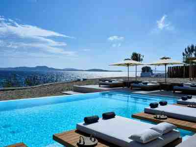 Bill And Coo Suites, Mikonos, Greece
