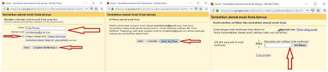 Cara Membuat Email untuk Belanja Online