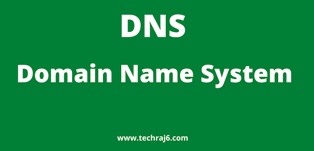 DNS full form, what is the full form of DNS