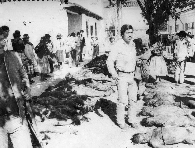 El Salvador / La Matanza