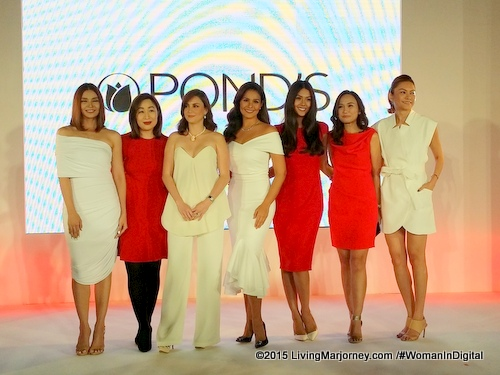Pond's Girls