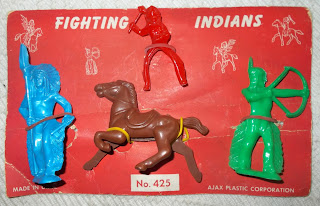 Ajax Wild West; Bergan Indians; Bergan Toy Company; Bergan-Beton; Bergen Beton; Beton Co.; Beton Indians; Britains Indians; Britains Wild West; Crescent 54mm; Crescent Indians; Crescent Wild West; Fighting Indians; Native American Indians; Past The Post; Red Indian Series; Red Indians; Small Scale World; smallscaleworld.blogspot.com; Wild West Figures; Wild West Indians;