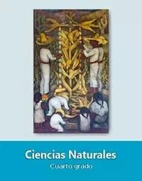 Libro de texto  Ciencias Naturales Cuarto grado 2019-2020