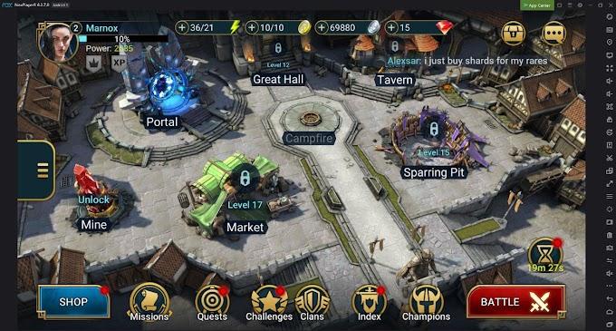 Raid: Shadow Legends la app de juego de lucha que te fascinará