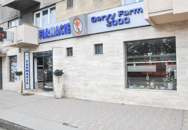 Farmacia Derryfarm Arad
