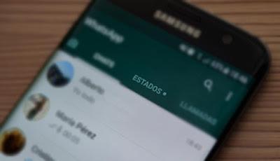Los peligros de la función estados de WhatsApp