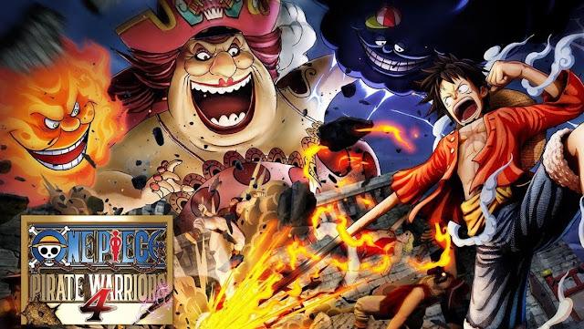 Game One Piece Pirate Warriors 4 Menambahkan Karakter DLC yang ke-4!