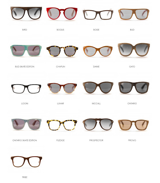 Proof Eyewear Collection