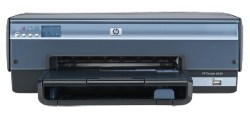 HP Deskjet 6840 Color Inkjet Printer Software and Driver