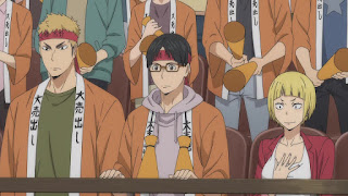 ハイキュー!! アニメ 3期1話   滝ノ上祐輔 嶋田誠 田中冴子   Karasuno vs Shiratorizawa   HAIKYU!! Season3